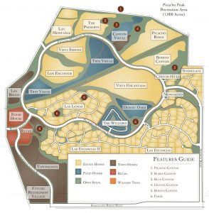 Las Cruces NM Master Plan Community